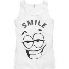 Smile Womens Tee