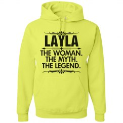 Property of Layla, the myth, the women, the legend