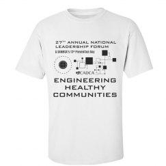 2017 Forum Men's T-shirt - White