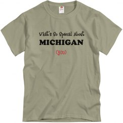 Michigan is special