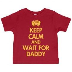 Keep Calm Military Daddy