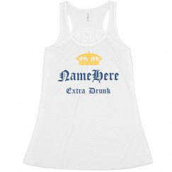Custom Drinking Crop Top