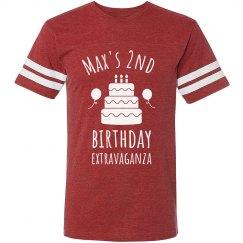 Max's 2nd Birthday
