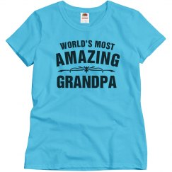 World's amazing grandpa
