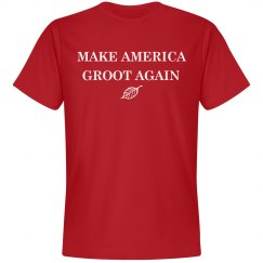 Make America Groot Again Red