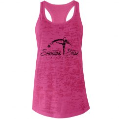 Distressed racer bank tank