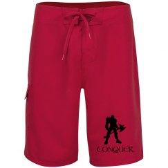 Conquer, men's shorts