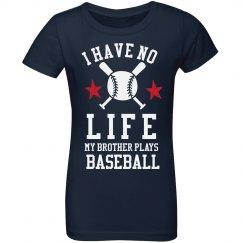My Brother Plays Baseball