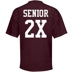 Senior 2017 Jersey