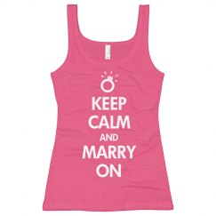 Keep Calm & Marry On