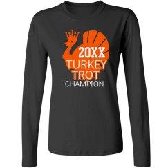 Turkey Trot Champion