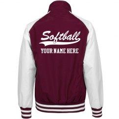 Personal Softball Jacket2