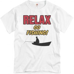 Relax...go fishing!