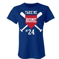 Take Me Home Baseball GF