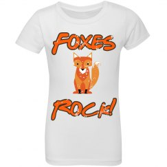 foxes rock!