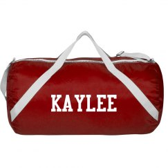 Kaylee sports roll bag