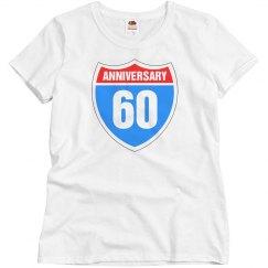 60th Anniversary
