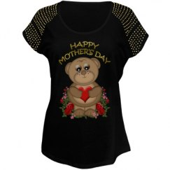 Mother's Day Bear & Roses