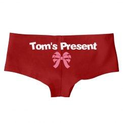 Lucky Tom's Present