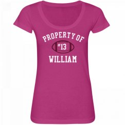 Property Of William