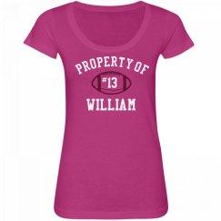 Property Of William