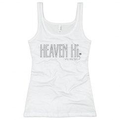Heaven Hi WSH Tee