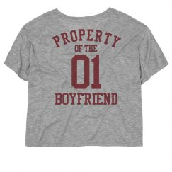 Property of the number i boyfriend