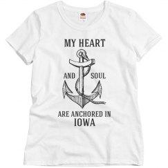 Anchored in Iowa