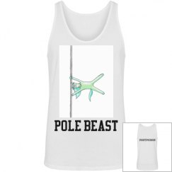 Pole Beast Unisex Tank