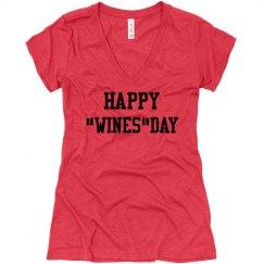 """Happy """"wines""""day"""