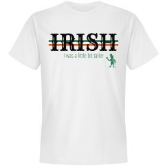 IRISH I was...