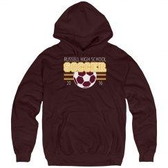 High School Soccer hoodie