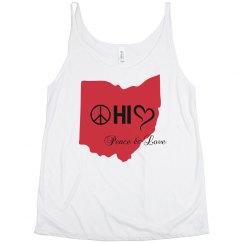 Peace Love Ohio