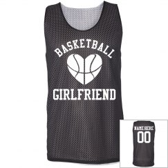 Trendy Basketball Girlfriend Jerseys You Can Customize!