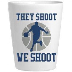 They Shoot We Shoot Shot