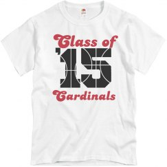 Class of '15 Cards