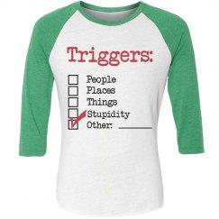 Triggers Checklist