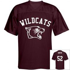 Wildcat Jersey w/ Back