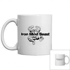 Iron Mind Beast Mugs