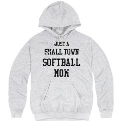 Small town softball mom