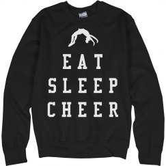 Eat Sleep Cheer