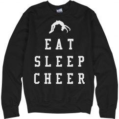 Eat Sleep Cheer