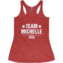 Team Michelle 2020