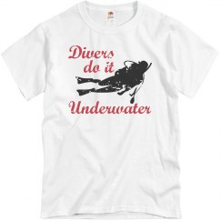 Divers Do It Under