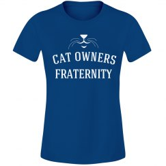 Cat owner fraternity