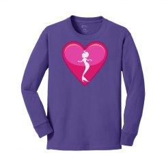 Love Mermaids Youth Shirt