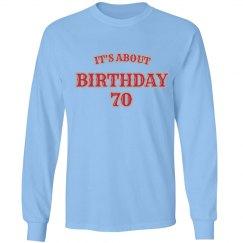 birthday #70