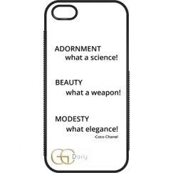 Modesty is elegance