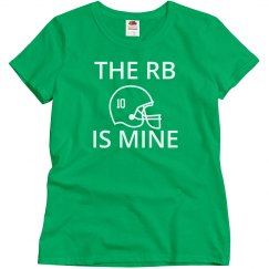 The Running Back is mine