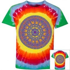 Mandala Tie Dyed T-shirt